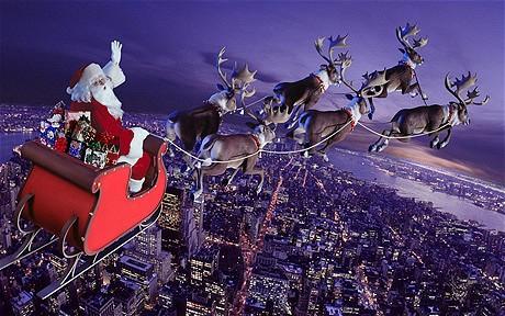 Goodbye Santa, Hellooooo Profits