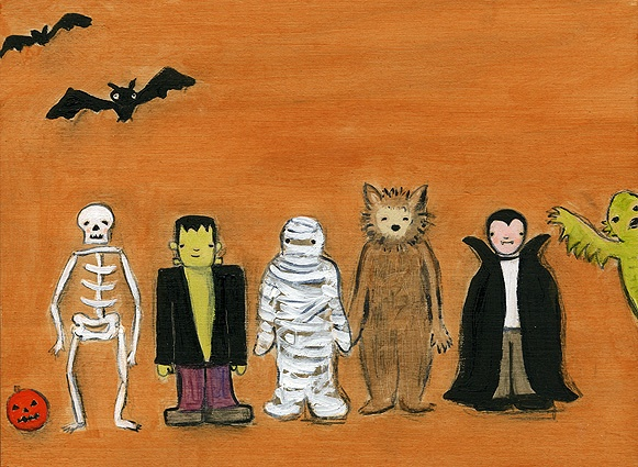 What Your Marketing Team Can Learn from Halloween Monsters