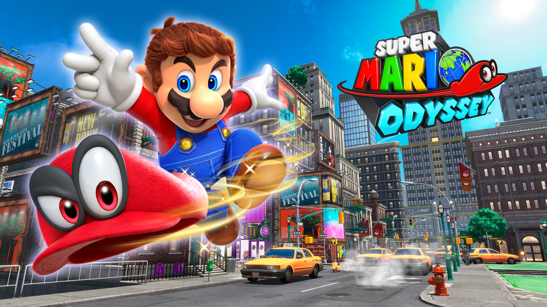 Super Mario Odyssey Is What Branding Is All About